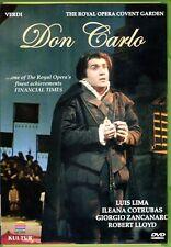 """""""Don Carlo"""" (G. Verdi) Luis Lima, Ileana Cotrubas, Giorgio Zancanaro"""