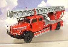 1/43 METZ DL52 DL-52 KRUPP TURNTABLE LADDER FIRE ENGINE EAST BERLIN FIRE DEPT.