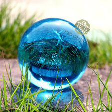 HOT SELL ASIAN QUARTZ SKYBLUE CRYSTAL BALL SPHERE 150MM + STAND+FREE SHIPPING
