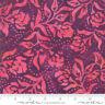 Bahama Batiks Moda cotton batik fabric by half-yard Paradise Purple #4352 30