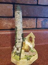 "David Winter Cottages - The Irish Collection ""Irish Round Tower"" 1991"