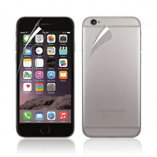 For Iphone 6S Plus 5.5 inch Front And Back Clear Film LCD Screen Protection Film