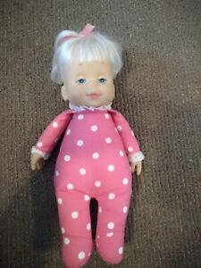 WORKING! Mattel 1964 DROWSY Talking Sleepy Baby Doll Vintage Mattel Toy