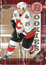 05-06 UPPER DECK POWER PLAY ROOKIE RC #151 ERIC NYSTROM FLAMES *2424