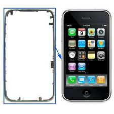 Ricambio part LCD Middle Frame bezel telaio intermedio per iPhone Edge 2G cromo