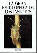 La gran enciclopedia de los insectos. Jiri Sahradnik y Milan Chvala.