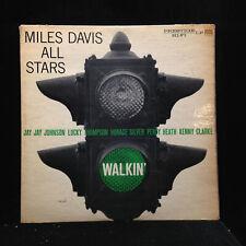 Miles Davis All Stars-Walkin'-Prestige 7076-BERGENFIELD HORACE SILVER