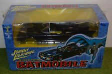 JOHNNY LIGHTNING 1:24 SCALE DIE CAST MODEL KIT 1960's DC COMIC BOOK BATMOBILE