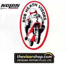 Bob Heath Motorcycle Helmet Visor BHV68 - NOLAN - N31 Fibreglass - TINT
