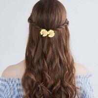 Daisy Hairpin Korean Sweet Duckbill Clip Side Clip Fashion Hair Accessories w