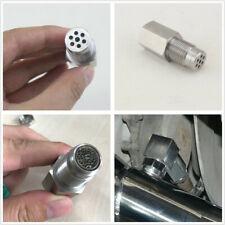 Metal M18*1.5 180°CEL Check Engine Light Fix O2 Sensor Eliminator Adapter Spacer