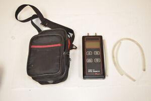 Dwyer Series 477 Handheld Digital Manometer - Free US Shipping