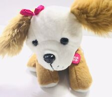 Barbie Puppy Dog Plush Stuffed Interactive Hug N Heal Pet Doctor Vet 2015 Sound
