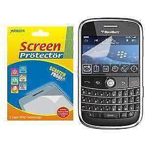 AMZER Kristal Mirror Screen Protector for BlackBerry 9800