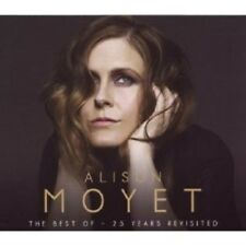 "ALISON MOYET ""THE BEST OF...25 YEARS REVISITED 2 CD NEW"