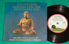 "Cat Stevens ‎- Buddah And The Chocolate Box BRAZIL ONLY 4 track7"" Ep 1974 Island"