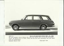 VAUXHALL VICTOR ESTATE PRESS PHOTO 1961  BROCHURE RELATED