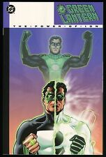 Green Lantern The Power of Ion Trade Paperback TPB Hal Jordan Kyle Rayner NEW
