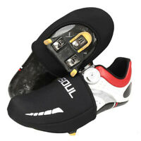 2PCs Sport Bicycle Shoe Cover Waterproof Bike Shoes Warm Protector Overshoes FT