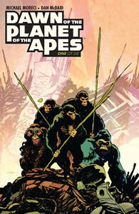 DAWN OF THE PLANET OF THE APES (2014) #1 (Boom Studios)
