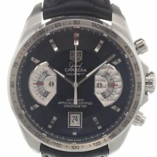 Tag HEUER GRAND CARRERA-cav511a.fc6225 - NUOVO CON SCATOLA & documenti