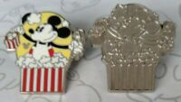 Character Popcorn Labels 2013 Hidden Mickey Series Set DLR Choose a Disney Pin