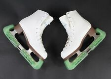 Glacier 120 By Jackson White Figure Ice Skates Size 3 Girls Youth