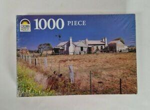 New - Vintage Warrnambool Victoria Jigsaw Puzzle Australian Landscape 1000 Pcs