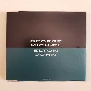 GEORGE MICHAEL & ELTON JOHN : DON'T LET THE SUN.. (EP + FANTASY) ♦ MAXI-CD ♦