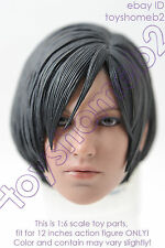 1:6 scale HOT TOYS VGM21 Resident Evil 6 Ada Wong HEAD SCULPT