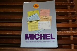 Michel Postgebühren-Handbuch Deutschland - Erstausgabe - neuwertig