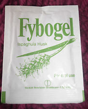 Fybogel Sachets (Orange Flavour) x 10 Sachets High fibre drink for constipation