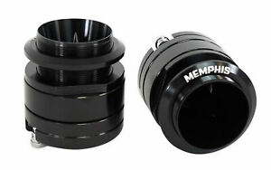"""Pair Memphis Audio MJPT25 MOJO Pro 25mm 1"""" 200 Watt Car/Pro Bullet Tweeters"""
