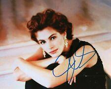 Autographed Julia Roberts signed 8 x 10 photo Nice