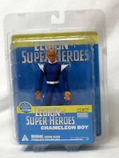DC Direct Legion of Super Heroes Chameleon Boy Figure New Sealed