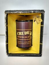 Crude Windfall Oil Co. Contents .00186 Barrel 100% American Crude Oil F.O.B. USA