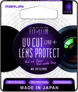 Marumi Fit and Slim Ultra Violet MC UV Cut L390 Plus Lens Protect Filter