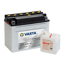 VARTA Powersports 12V 20 Ah SY50-N18L-AT Motorrad Batterie 20Ah OVP