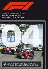 FORMULA ONE 2004 - F1 Season Review MICHAEL SCHUMACHER Grand Prix 1 Reg Free DVD
