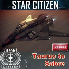 Star Citizen Taurus to Aegis Sabre UPGRADE