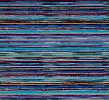 STRATA ~ Kaffe Fassett ~ Rowan ~ Blue ~ Fabric ~ per 1/2 yard