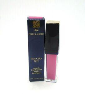 Estee Lauder Pure Color Envy Paint-On Liquid Matte LipColor ~ 402 Pierced Petal~