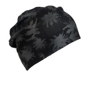 Takeshy Kurosawa Mens Grey Palm Slouch Italian Beanie Hat BNWT New RRP £29 TK3