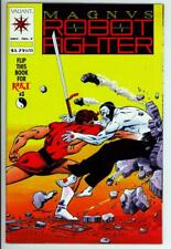 Magnus Robot Fighter 7 - 1st Appearance - High Grade 9.4 NM