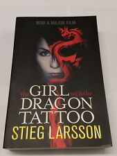 The Girl with the Dragon Tattoo by Stieg Larsson (Paperback, 2009) Free Shipping