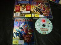 FUTURAMA - BENDER'S GAME - Australian 20th Century Fox Release! -  DVD Region 4