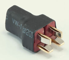 No Wires: T-Plug (Deans Style) Parallel Battery Connector