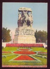 Alger Le Monument aux Morts Vintage Unused Postcard