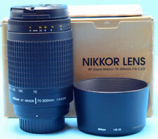 Nikon 1928 70-300mm F/4-5.6G Zoom Lens with Auto Focus for Nikon DSLR Cameras