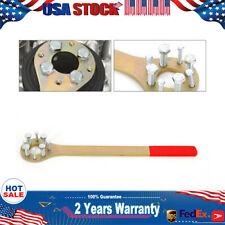 Crank Pulley Tool Design Wrench Holder Timing Belt Service Set For Subaru 91-15